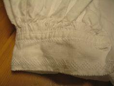 Nordfjordbunad: Skjorte Needlework, Girly, Men, Embroidery, Women's, Dressmaking, Sewing, Girly Girl, Handarbeit