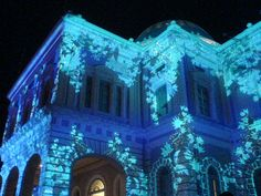 Light-projection by Ptoke, via Flickr