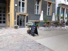 Café Stockholm i Berlin, Berlin