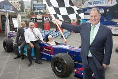 Race to Cure Diabetes at the 2012 Australian Grand Prix