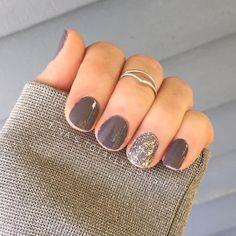 Stylish Nails, Trendy Nails, Nail Color Combos, Gel Color, Nagel Hacks, Nagellack Design, Dipped Nails, Color Street Nails, Fancy Nails