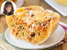 Hungry Girl: My Chicken Enchilada-Stuffed Spaghetti Squash Is Healthy Comfort Food http://greatideas.people.com/2016/03/07/hungry-girl-chicken-enchilada-stuffed-spaghetti-squash-recipe/?xid=rss-topheadlines&utm_source=feedburner&utm_medium=feed&utm_campaign=Feed:+people/headlines+(PEOPLE.com:+Top+Headlines)