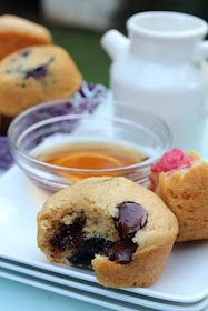 Simply Whole Kitchen: Whole Wheat Puffin Muffins