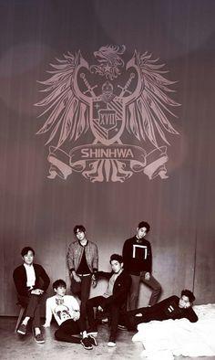 shinhwa fondo para celular #shinhwa #minwoo #eric #dongwan #hyesung #junjin #andy