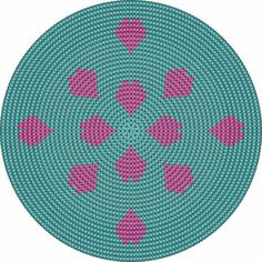 Crochet Home Decor, Crochet Crafts, Cross Stitch Embroidery, Cross Stitch Patterns, Mochila Crochet, Tapestry Crochet Patterns, Creative Bag, Tapestry Bag, Loom Beading