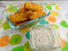 Fish Sticks with Tartar Sauce Recipe : Marcela Valladolid : Food Network Best Tartar Sauce Recipe, Sauce Recipes, Fish Recipes, Seafood Recipes, Seafood Dishes, Fish And Seafood, Kitchen Recipes, Cooking Recipes, Cooking Fish