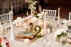 Table wedding