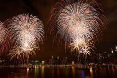 Macy's fireworks display