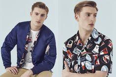 MR PORTER將與巴黎時尚品牌Maison Kitsuné合作推出獨家系列,所含的18件單品均以旅遊為主題設計,包括有不同...