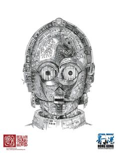 C3PO by ~ahleung on deviantART