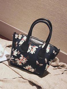 62b9d3ed99ed Fashion High Quality Floral Printed Hand Bag - CheapClothingCity.com  13.95  floral  handbags