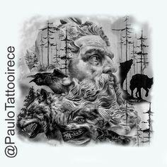 Arte feita ``Photoshop CS6`esta disponível para tatuar interesados chamar no ibox Artista grafico : Paulo Tattoo Irecê Rua : são Jorge nº32 Bairro: são José Whatsapp :(74)99957-3677