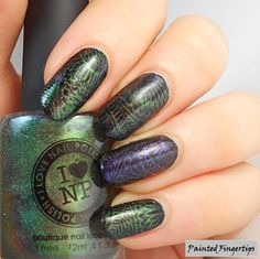 Great stamping!