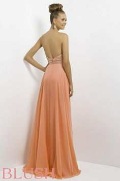 Blush Prom Dresses and Evening Gowns Blush Style 9723