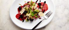 This impressive-looking carpaccio is actually very simple to make. The…