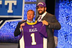 Matt Kalil draft day