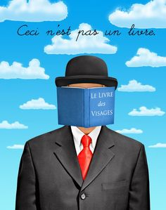 Le Livre des Visages - Adam Baron (Print)                                                                                                                                                                                 Plus