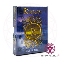 Baralho Tarot - Runes Oracle Tarot, Oracle Cards, Decks, Runes, Tarot Cards