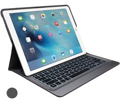 Logitech CREATE Backlit KB Case for iPad Pro 9.7 - Black   Only $191.60. No tax.    #GoGrabNow! #GoGrabNow #NoTax #FreeShipping #NoGST