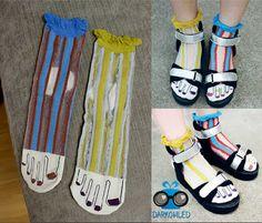 Ponožky Skeleton Link - http://darkohled.cz/1gUF620 #dhd_akses