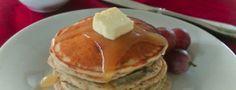 Honey Nut Pancakes from Better Batter