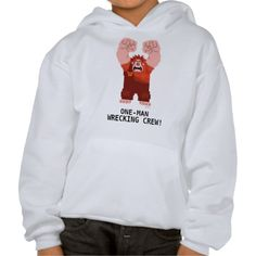 $$$ This is great for          Wreck-It Ralph: One-Man Wrecking Crew! Hoodies           Wreck-It Ralph: One-Man Wrecking Crew! Hoodies Yes I can say you are on right site we just collected best shopping store that haveReview          Wreck-It Ralph: One-Man Wrecking Crew! Hoodies please fol...Cleck link More >>> http://www.zazzle.com/wreck_it_ralph_one_man_wrecking_crew_hoodies-235847614368376662?rf=238627982471231924&zbar=1&tc=terrest