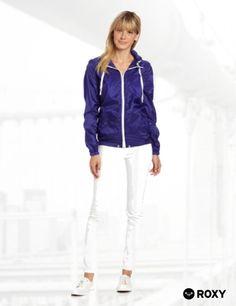 Roxy Juniors High Winds Jacket