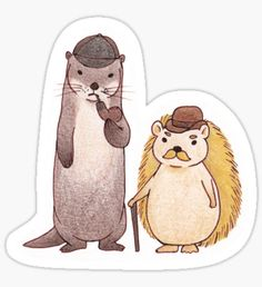 Otterlock Victorian Special Sticker