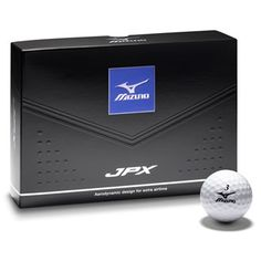 Mizuno Golf Mizuno JPX Golf Balls (12 Balls) Mizuno reveals new airtime concept with JPX ball with dimple-cluster design for delayed descent. Dimple-cluster design Micro-dimples activate in descent. Added airtime through aerodynamic design. 3 pi http://www.MightGet.com/january-2017-11/mizuno-golf-mizuno-jpx-golf-balls-12-balls-.asp