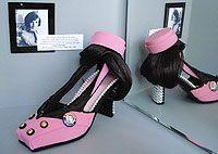 Robert Tabor Shoe Sculptures