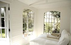 love these windows, the space, everything!