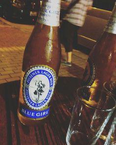 "Old German,now ""Hongkong"" beer #hk #beer #hongkong #lager #bluegirl #blue #girl #foodgazm #german #foodporn #delicious #foodphotography #tasty #daytrader #forex #trader #gamer #sugoi #sugoiwhat #nerd #hardwork #dedication"