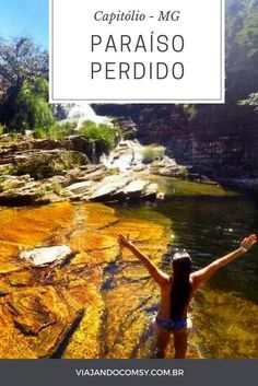 Descubra tudo sobre Paraíso Perdido, em Capitólio - Minas Gerais: https://viajandocomsy.com.br/paraiso-perdido-capitolio/ #capitolio #minasgerais #brasil