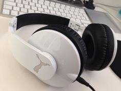 The new Vortice #headphones from @PUMA great design, perfect fit. :)