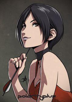 Resident Evil - Hookshot queen by polarityplus.deviantart.com on @DeviantArt