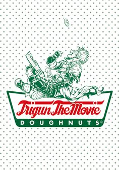 Trigun Vash the Stampede donuts