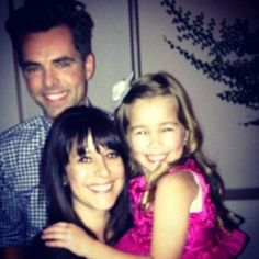 General hospital scrubs  the little daughter is so adorable in every scene.
