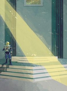 Sheik in the Temple of Time