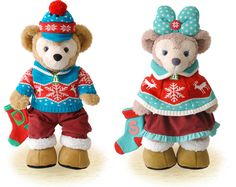 Disney's Duffy & Shelliemay - 2011 collection - Holidays