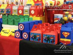 Mario Bros Superman Birthday Party, Avengers Birthday, Baby Birthday, Birthday Themes For Boys, 9th Birthday Parties, Wonder Woman Birthday, Superhero Cake, Mario Bros, Ideas