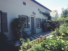Greyton cottage Cottage, Plants, Home, Cottages, Ad Home, Plant, Homes, Cabin, Haus