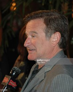 Robin Williams during Opening Night For 'Spamalot' At The Wynn Las Vegas - Arrivals at Wynn Hotel & Casino in Las Vegas, Nevada, United States.