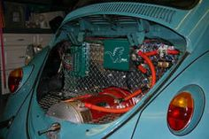 Covert a cool old car to electric
