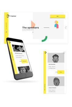 Projections - Piotr Swierkowski - Web/UI Designer
