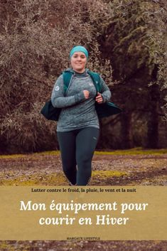 Courir en Hiver | Mon équipement contre le froid - Margaux Lifestyle