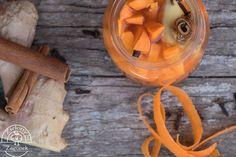 Korzenna kiszona marchewka Preserves, Carrots, Detox, Pumpkin, Vegetables, Recipes, Food, Preserve, Pumpkins
