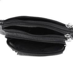 एचटी असली लेदर पुरुषों की कमर बैग ब्रांड डिजाइनर चमड़ा आरामदायक कमर बेल्ट पैक उच्च गुणवत्ता कमर बेल्ट बैग पुरुष काला जिपर Mens Waist Bag, Waist Pack, Leather Design, Leather Men, Branding Design, Zipper, Belt, Casual, Black
