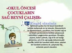 Neşe'nin gözdeleri Funny Share, Adhd Kids, School Counseling, Physiology, Classroom Activities, Kids Education, Child Development, Kids And Parenting, Words