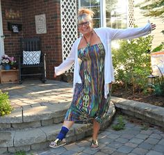 A Labour of Life: Gearing up for while wearing Giant Tiger Fashion Mode, My Outfit, Cover Up, My Style, How To Wear, Life, Outfits, Dresses, Tall Clothing