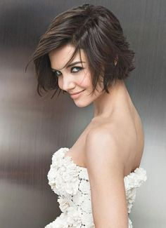 Very Short Wavy Bob | Short Bob Hairstyles